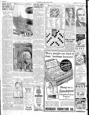 The Courier News from Blytheville, Arkansas on May 5, 1937 · Page 6
