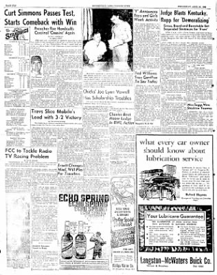 The Courier News from Blytheville, Arkansas on April 30, 1952 · Page 8