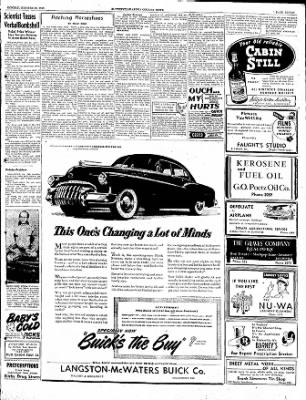 The Courier News from Blytheville, Arkansas on October 24, 1949 · Page 7