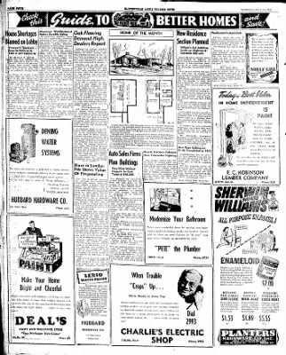 The Courier News from Blytheville, Arkansas on July 15, 1947 · Page 4