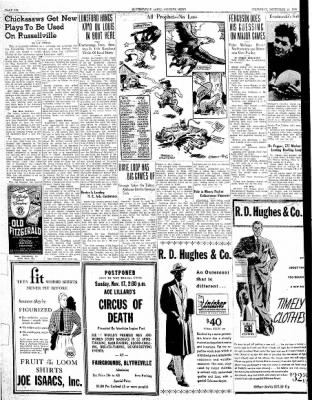 The Courier News from Blytheville, Arkansas on November 14, 1940 · Page 6