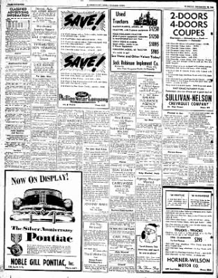 The Courier News from Blytheville, Arkansas on December 12, 1950 · Page 14