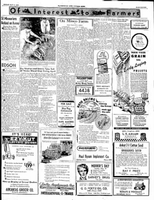 The Courier News from Blytheville, Arkansas on May 12, 1950 · Page 11