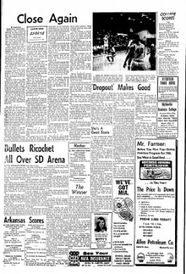 The Courier News from Blytheville, Arkansas on March 2, 1968 · Page 4