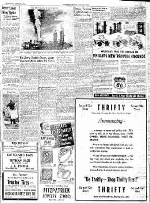 The Courier News from Blytheville, Arkansas on October 4, 1944 · Page 3
