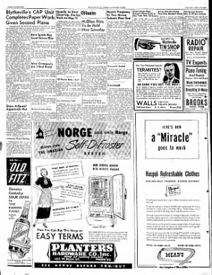 The Courier News from Blytheville, Arkansas on May 12, 1950 · Page 14