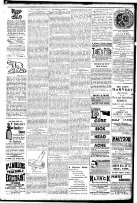 Logansport Pharos-Tribune from Logansport, Indiana on January 27, 1891 · Page 7