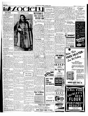 The Courier News from Blytheville, Arkansas on November 15, 1940 · Page 2