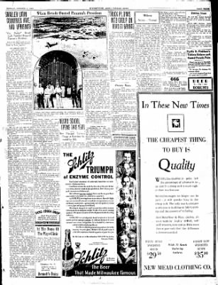 The Courier News from Blytheville, Arkansas on October 3, 1933 · Page 3
