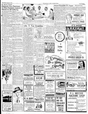 The Courier News from Blytheville, Arkansas on May 13, 1950 · Page 3