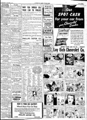 The Courier News from Blytheville, Arkansas on October 4, 1944 · Page 7