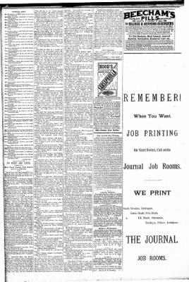Logansport Pharos-Tribune from Logansport, Indiana on January 28, 1891 · Page 2