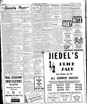 The Courier News from Blytheville, Arkansas on July 16, 1947 · Page 2