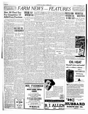 The Courier News from Blytheville, Arkansas on November 15, 1940 · Page 6