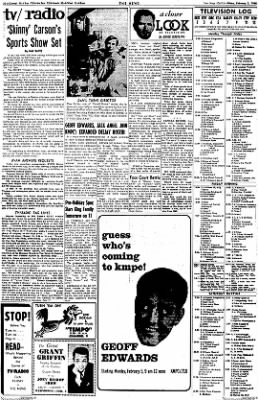 The Van Nuys News from Van Nuys, California on February 2, 1968 · Page 55
