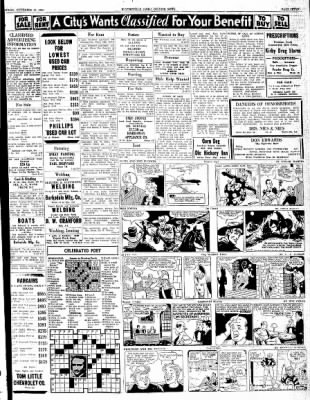 The Courier News from Blytheville, Arkansas on November 15, 1940 · Page 7