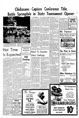 The Courier News from Blytheville, Arkansas on March 4, 1968 · Page 4