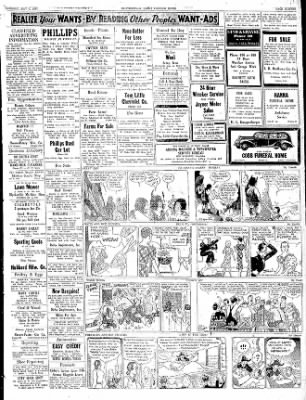 The Courier News from Blytheville, Arkansas on May 6, 1937 · Page 11