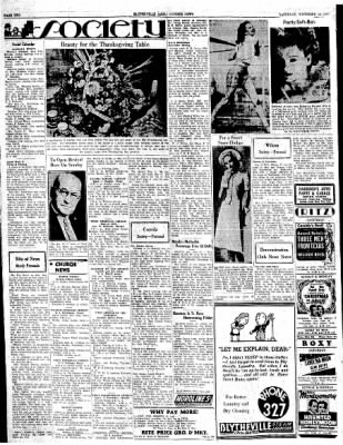 The Courier News from Blytheville, Arkansas on November 16, 1940 · Page 2