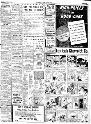 The Courier News from Blytheville, Arkansas on October 5, 1944 · Page 7