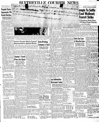 The Courier News from Blytheville, Arkansas on March 30, 1946 · Page 7