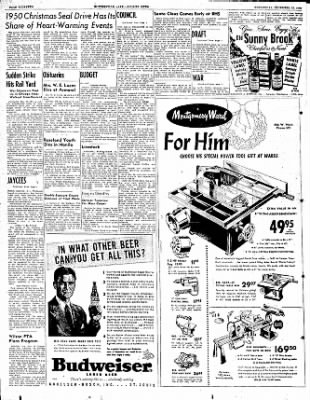 The Courier News from Blytheville, Arkansas on December 13, 1950 · Page 14