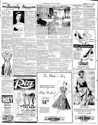 The Courier News from Blytheville, Arkansas on May 1, 1952 · Page 4