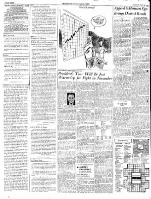 The Courier News from Blytheville, Arkansas on May 15, 1950 · Page 8