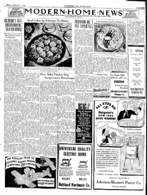 The Courier News from Blytheville, Arkansas on February 8, 1935 · Page 3