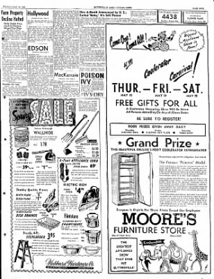 The Courier News from Blytheville, Arkansas on May 15, 1950 · Page 9