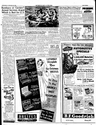 The Courier News from Blytheville, Arkansas on October 26, 1949 · Page 3