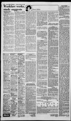 Great Falls Tribune from Great Falls, Montana on February 24, 1986