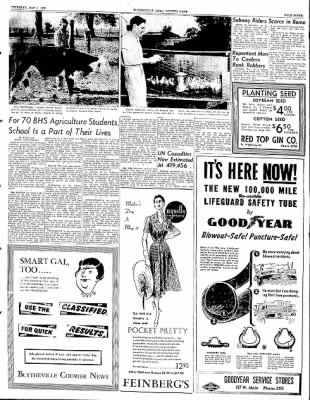 The Courier News from Blytheville, Arkansas on May 1, 1952 · Page 7
