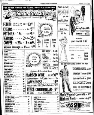 The Courier News from Blytheville, Arkansas on July 17, 1947 · Page 8