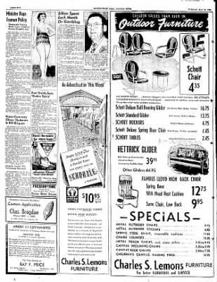 The Courier News from Blytheville, Arkansas on May 16, 1950 · Page 2