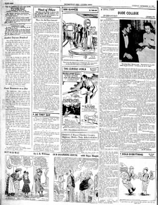 The Courier News from Blytheville, Arkansas on November 19, 1940 · Page 4
