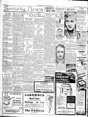 The Courier News from Blytheville, Arkansas on February 11, 1935 · Page 2