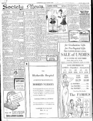 The Courier News from Blytheville, Arkansas on May 10, 1937 · Page 2