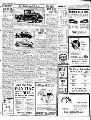 The Courier News from Blytheville, Arkansas on February 11, 1935 · Page 3