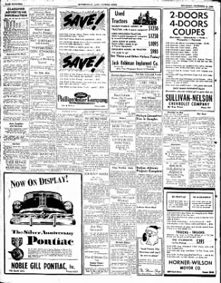 The Courier News from Blytheville, Arkansas on December 14, 1950 · Page 14