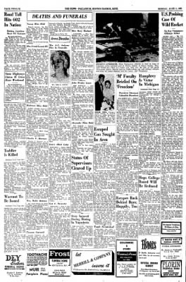 The News-Palladium from Benton Harbor, Michigan on June 3, 1968 · Page 12
