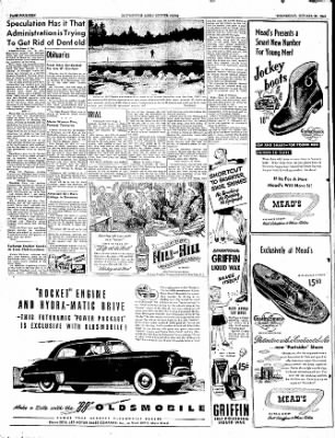 The Courier News from Blytheville, Arkansas on October 26, 1949 · Page 14