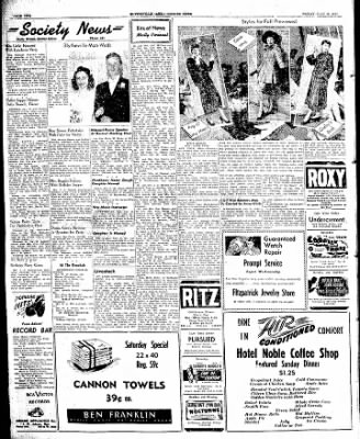 The Courier News from Blytheville, Arkansas on July 18, 1947 · Page 2