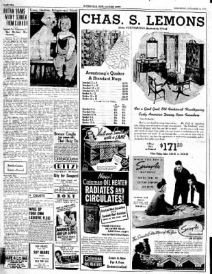 The Courier News from Blytheville, Arkansas on November 20, 1940 · Page 2