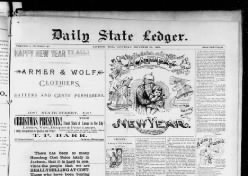 Daily State Ledger