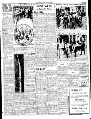 The Courier News from Blytheville, Arkansas on October 7, 1933 · Page 3