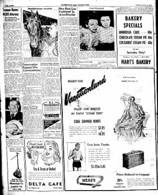 The Courier News from Blytheville, Arkansas on July 18, 1947 · Page 8