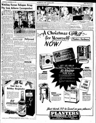 The Courier News from Blytheville, Arkansas on December 14, 1950 · Page 21