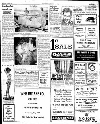 The Courier News from Blytheville, Arkansas on July 18, 1947 · Page 9
