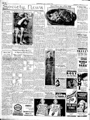 The Courier News from Blytheville, Arkansas on February 13, 1935 · Page 2